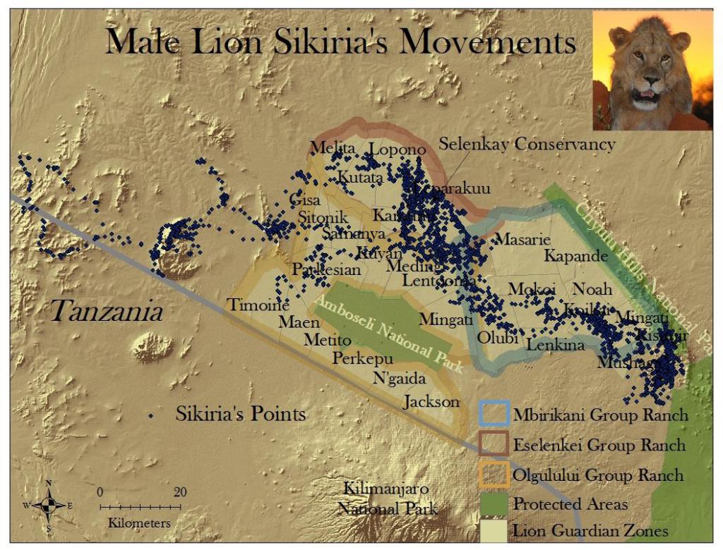 44 Sikiria's map