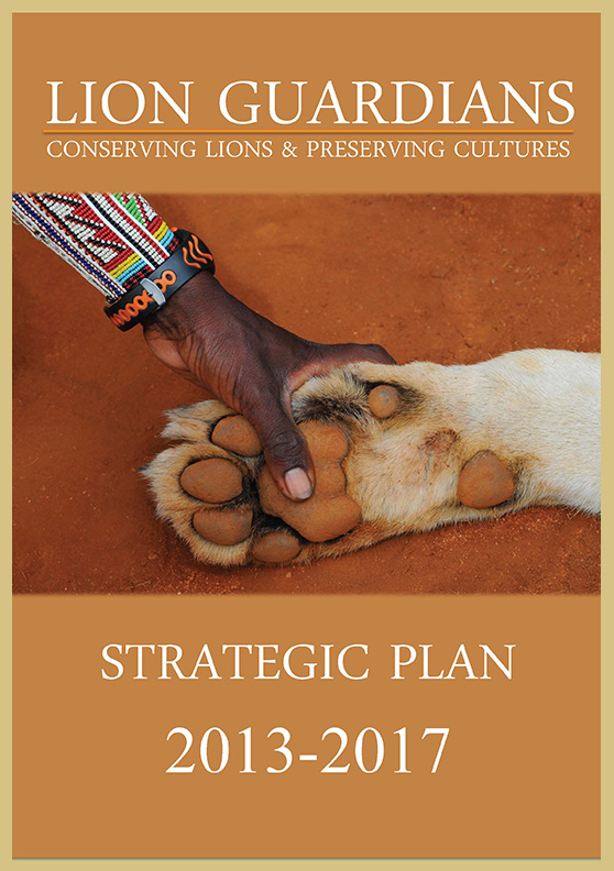 Lion Guardians Strategic Plan 2013
