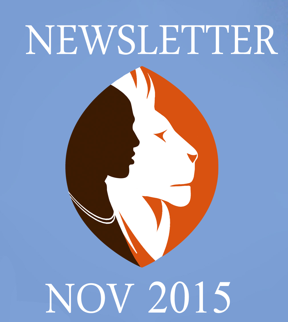 Newsletter Nov 2015