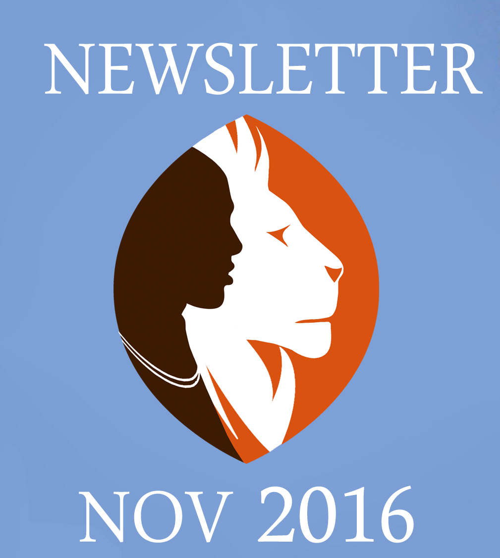Newsletter Nov 2016