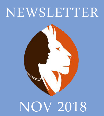 Newsletter Nov 2018