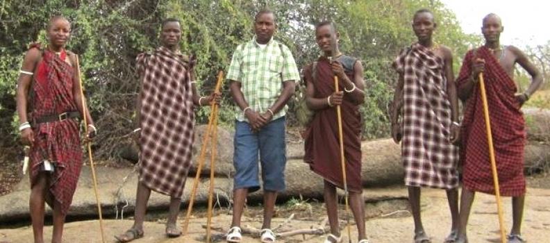 "Barabaig Lion Guardians in Ruaha, Tanzania – ""Ngadida"""