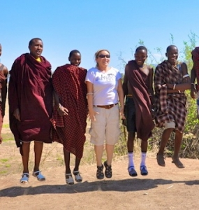 Introducing the Ruaha Lion Guardians team